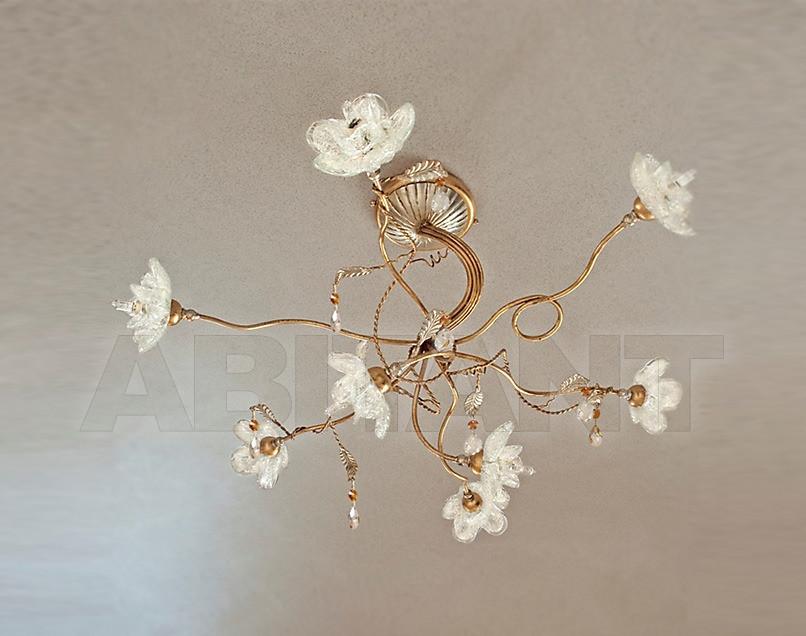 Купить Светильник Due Effe lampadari Plafoniere Filo Treccia/6+2