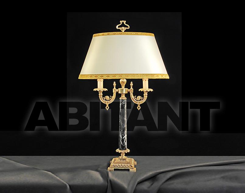 Купить Лампа настольная Due Effe lampadari Lumi Luigi XVI