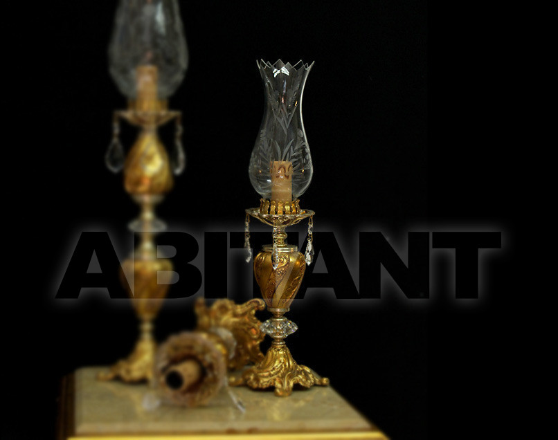 Купить Лампа настольная Due Effe lampadari Lumi Impero Miriam baccarat 2