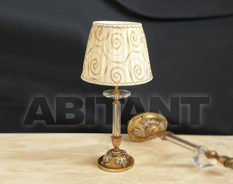 Купить Лампа настольная Due Effe lampadari Lumi 3000 Cristal