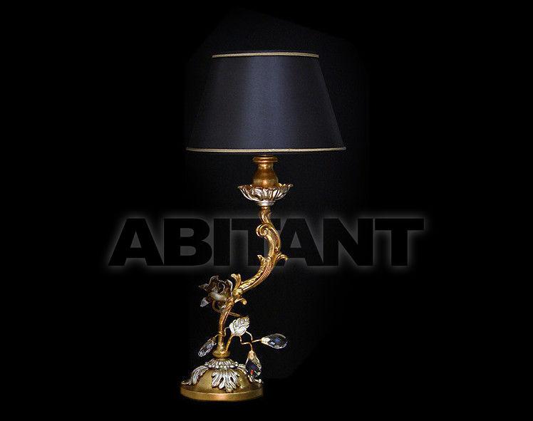 Купить Лампа настольная Due Effe lampadari Lumi 3000Rose 4