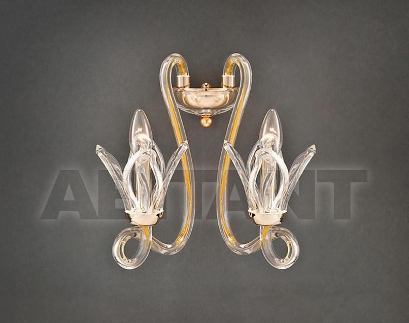 Купить Светильник настенный Due Effe lampadari Applique MARCELLA A/2