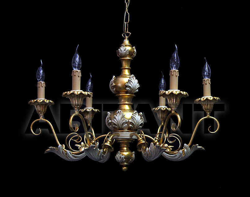 Купить Люстра Due Effe lampadari Lampadari LINDA/6 DEC.18