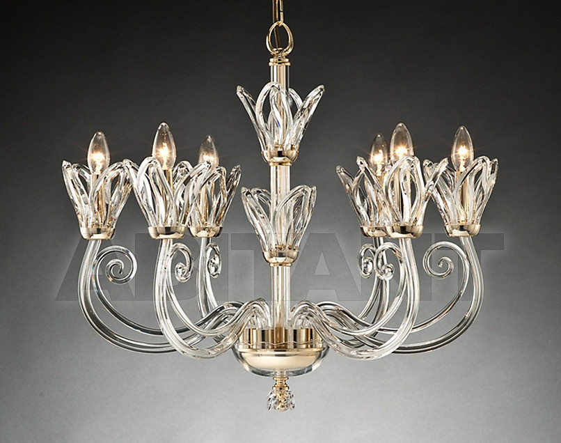 Купить Люстра Due Effe lampadari Lampadari BRIGIDA 6/L ORO