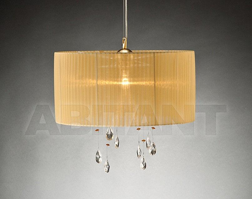 Купить Светильник Due Effe lampadari Lampadari LIDIA/S50 ORO