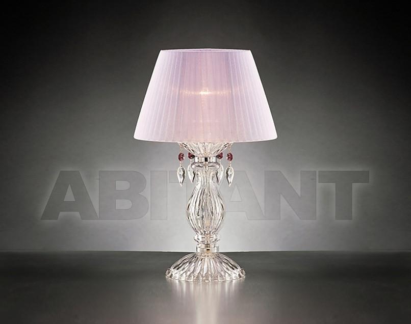 Купить Лампа настольная Due Effe lampadari Lumi LUMETTO ARIELLE LILLA