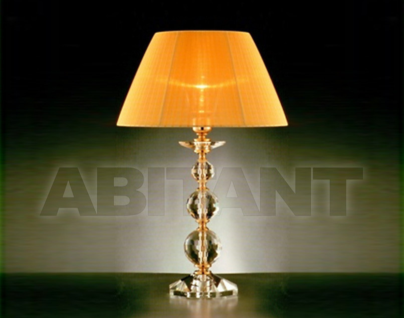 Купить Лампа настольная Due Effe lampadari Lumi LUME ELENA ORO