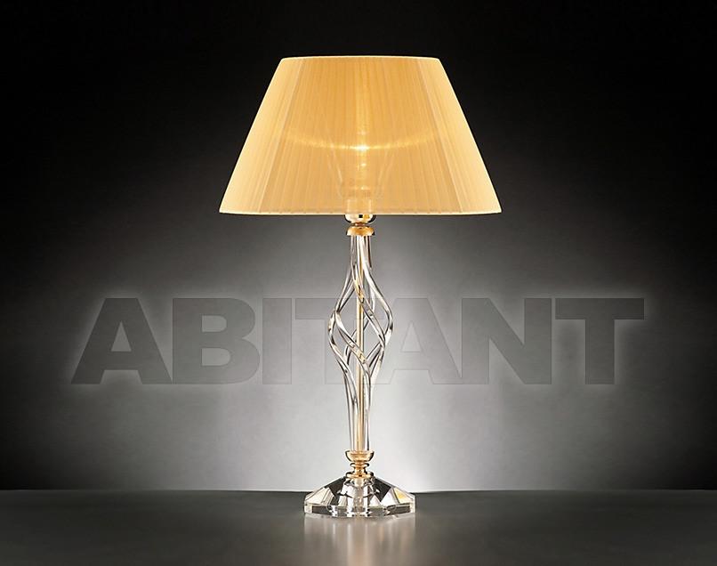 Купить Лампа настольная Due Effe lampadari Lumi LUME ZUELA ORO