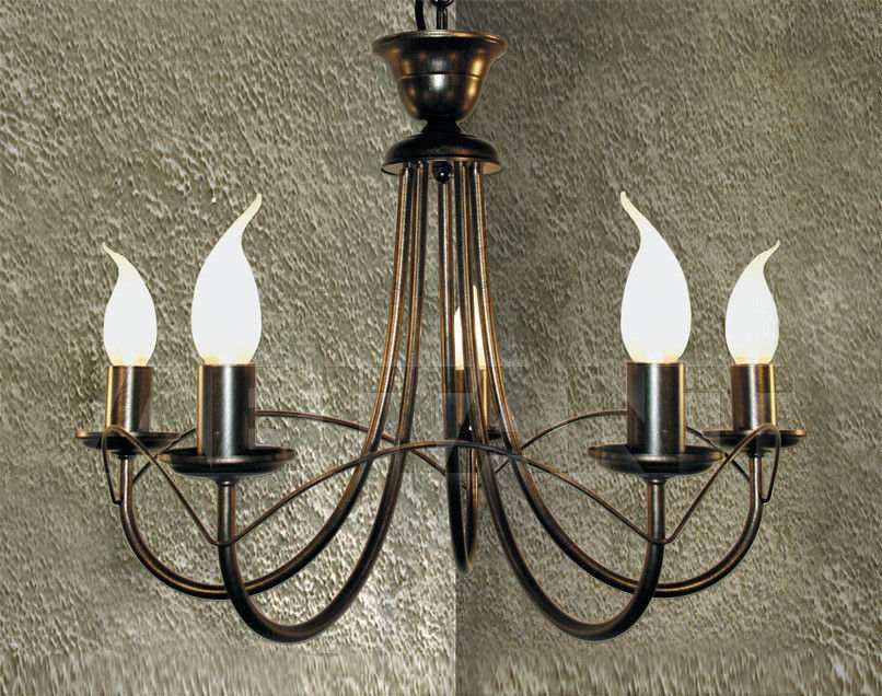 Купить Люстра Metal Lux Traditional And Classic 25855