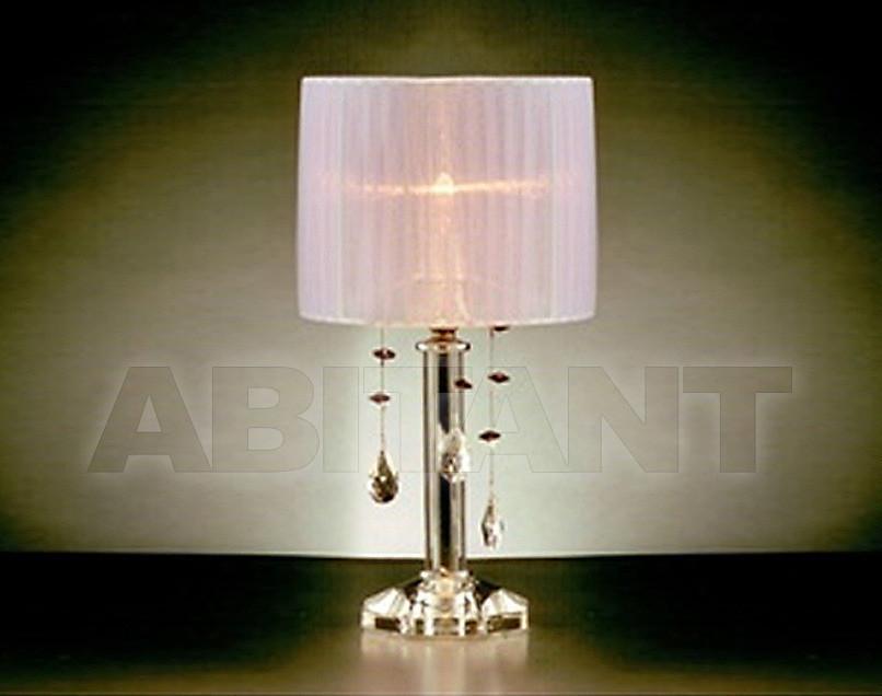 Купить Лампа настольная Due Effe lampadari Lumi LUMETTO LIDIA LILA