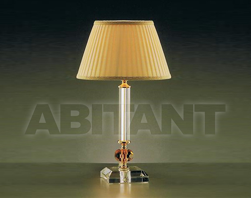 Купить Лампа настольная Due Effe lampadari Lumi LUMETTO TOPAZIO