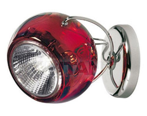 Купить Светильник настенный Beluga Colour Fabbian Catalogo Generale D57 G13 03