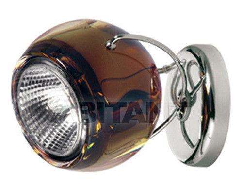 Купить Светильник настенный Beluga Colour Fabbian Catalogo Generale D57 G13 41