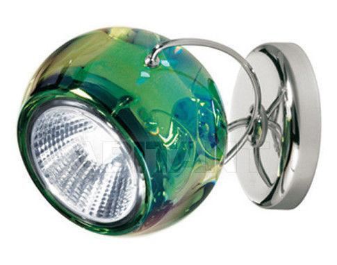 Купить Светильник настенный Beluga Colour Fabbian Catalogo Generale D57 G13 43