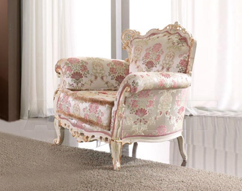 Купить Кресло Morello Gianpaolo Anteprima 1445/W ARMCHAIR
