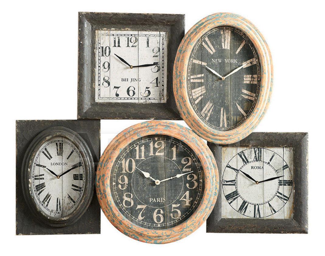 Купить Часы настенные Dialma Brown Accessori DB002442