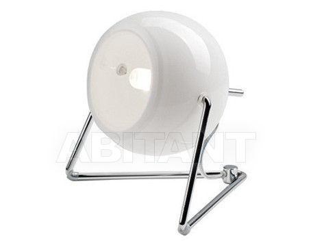 Купить Лампа настольная Beluga White Fabbian Catalogo Generale D57 B07 01