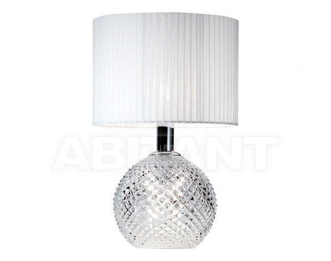 Купить Лампа настольная Beluga White Fabbian Catalogo Generale D82 B01 01