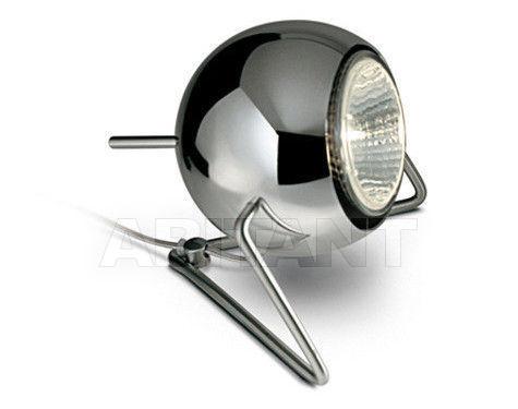 Купить Лампа настольная Beluga Steel Fabbian Catalogo Generale D57 B05 15
