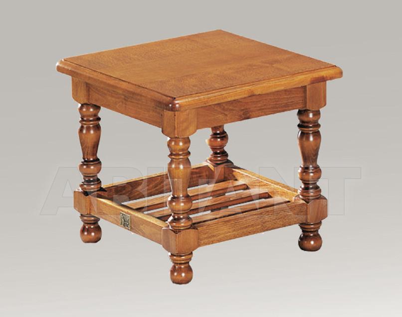 Купить Столик журнальный Trading Sofas s.r.l. by G.M. Italia Divani Rustici Atene Tavolino 816