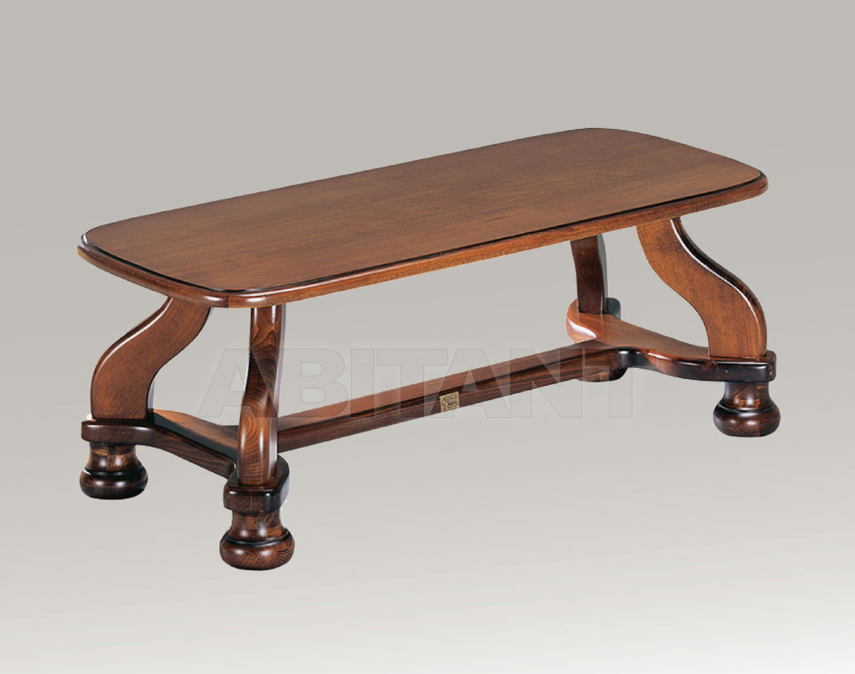 Купить Столик журнальный Trading Sofas s.r.l. by G.M. Italia Divani Rustici Pavarotti Tavolino 819