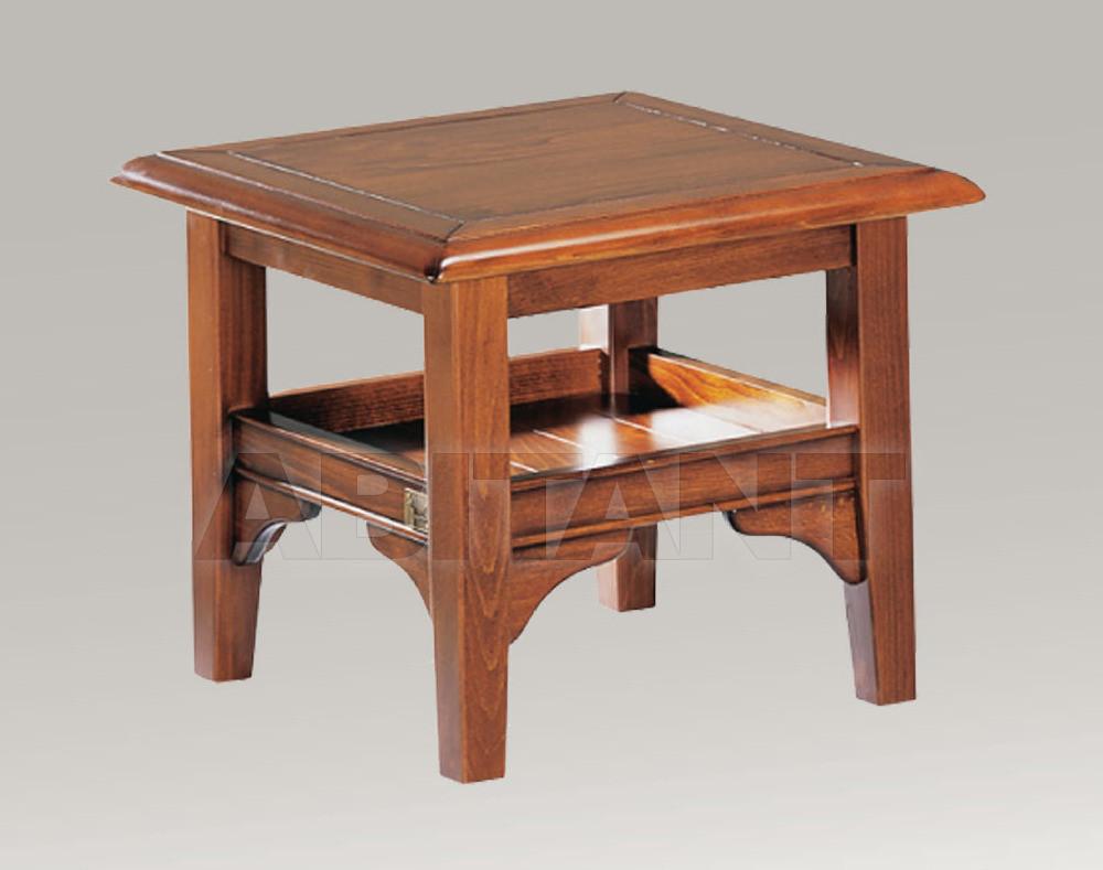 Купить Столик журнальный Trading Sofas s.r.l. by G.M. Italia Divani Rustici Sestriere Tavolino 943