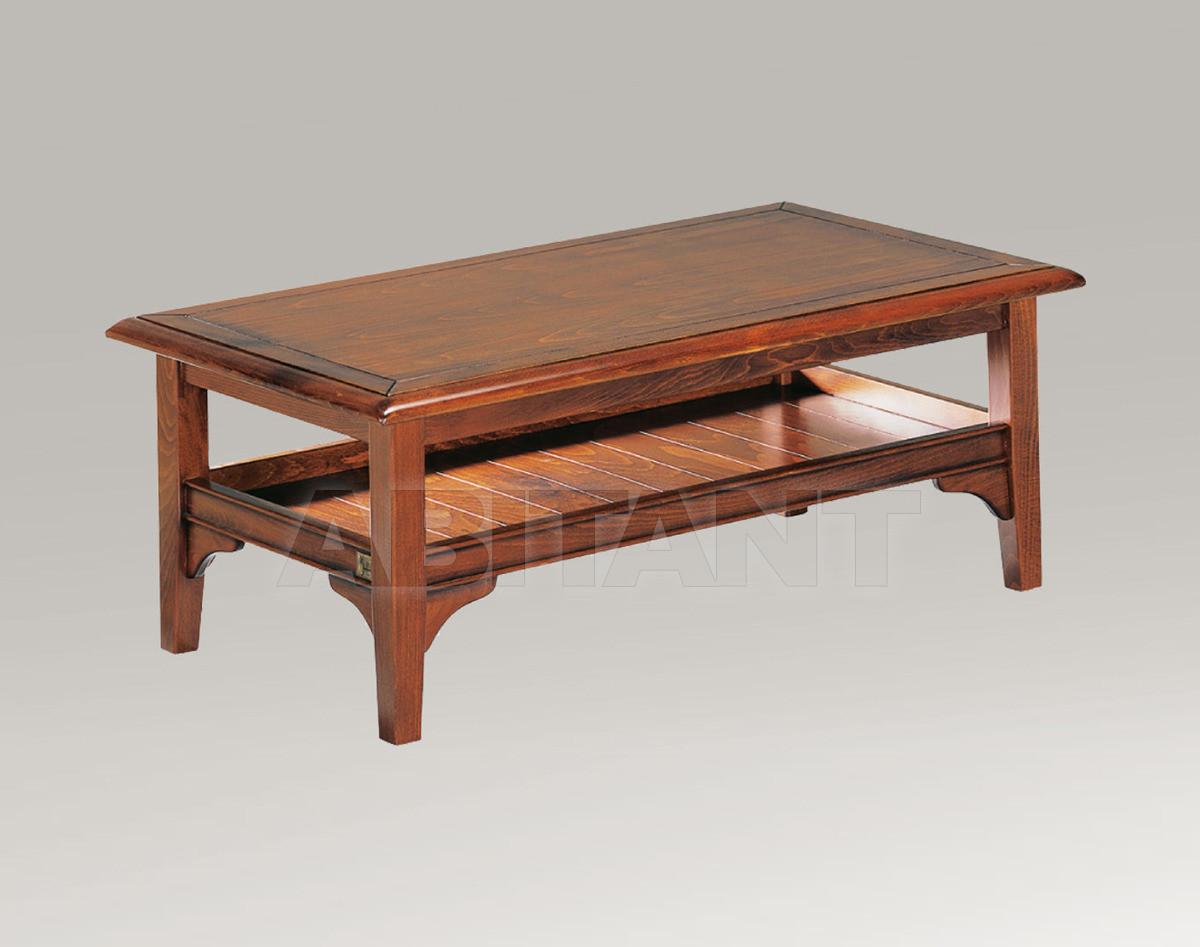 Купить Столик журнальный Trading Sofas s.r.l. by G.M. Italia Divani Rustici Sestriere Tavolino 942