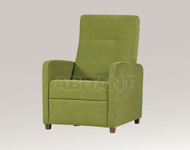 Купить Кресло Trading Sofas s.r.l. by G.M. Italia Poltrone Costanza Relax 213