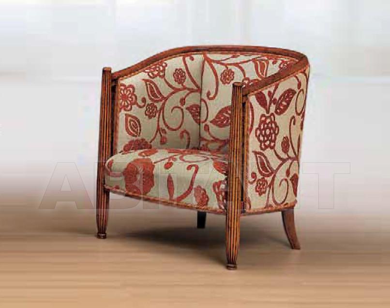 Купить Кресло Morello Gianpaolo Morello 1037/N Poltrona