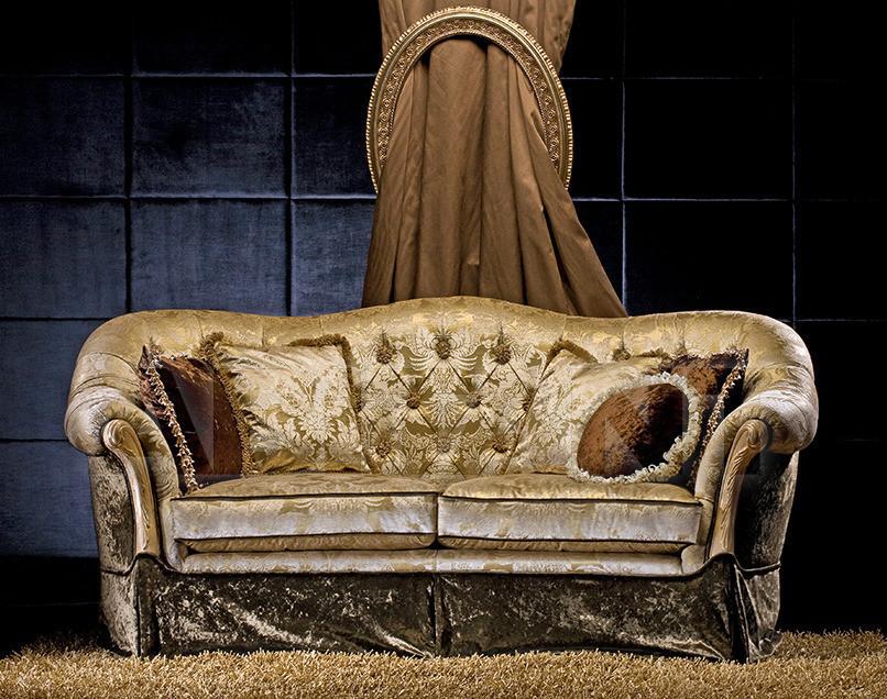Купить Диван Sean Exedra furniture srl Luxury Collection Sean