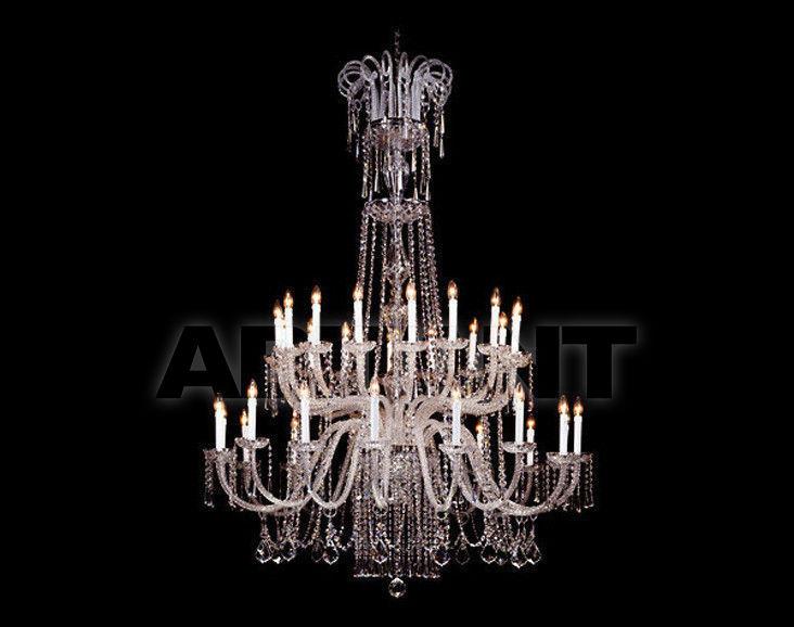 Купить Люстра Beby Group Crystal 7100/16+16