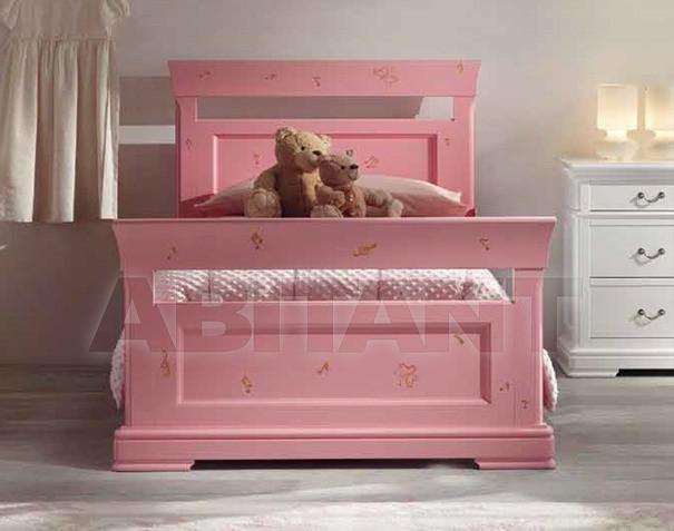 Купить Кровать детская BL Mobili I Colori Dei Sogni 5054