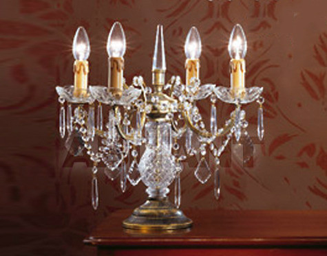 Купить Лампа настольная Beby Group Old Style 3312/4L