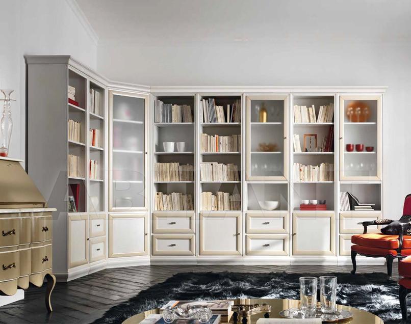 Купить Библиотека BL Mobili La Maison Composizione 4