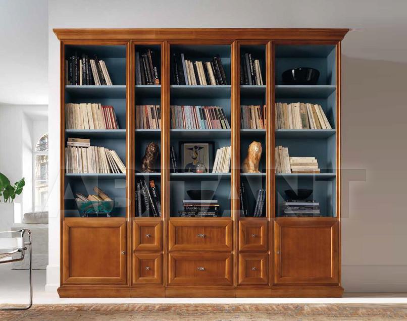 Купить Библиотека BL Mobili La Maison Composizione 2