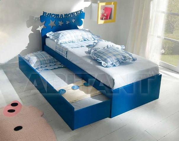 Купить Кровать детская BL Mobili I Colori Dei Sogni 1226/CO
