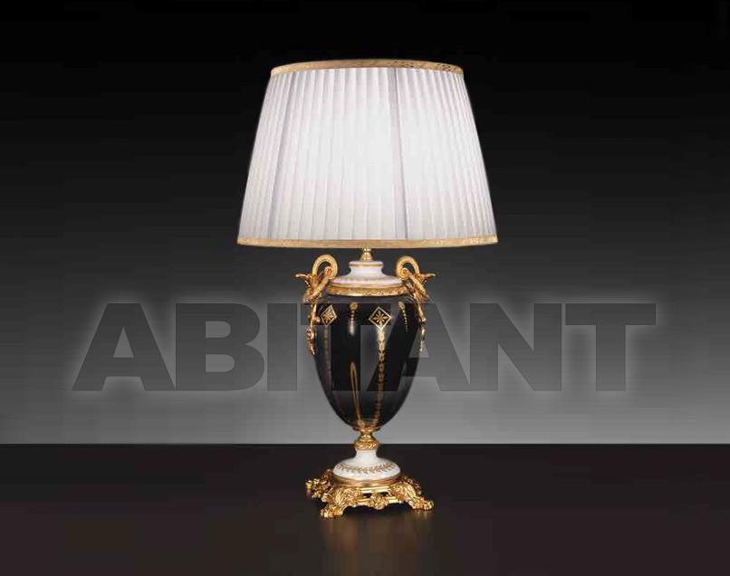 Купить Лампа настольная ACF Arte Tavola Complementi Darredo 710 C16/3 D51
