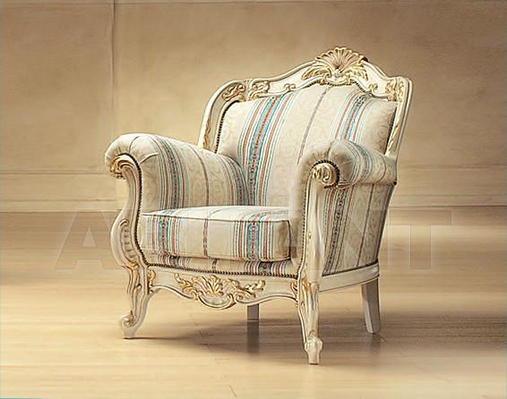 Купить Кресло Tolosa Morello Gianpaolo Red 272/K POLTRONA TOLOSA