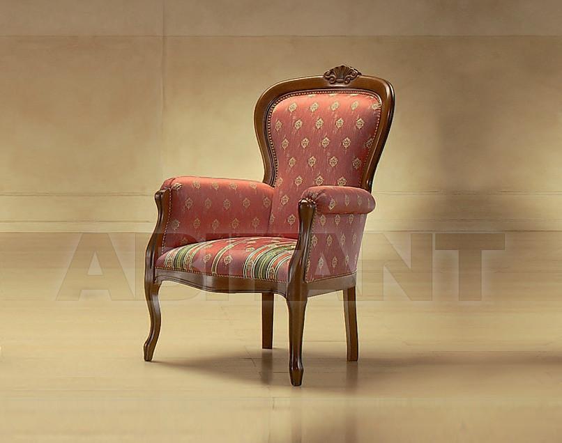 Купить Кресло Filippo Morello Gianpaolo Red 117/K POLTRONA FILIPPO