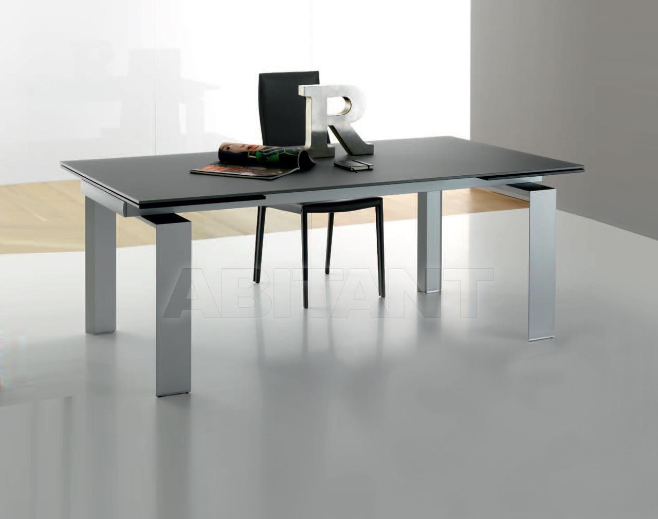 Купить Стол обеденный Alu 160 COM.P.AR Extensible Tables 380+041+094