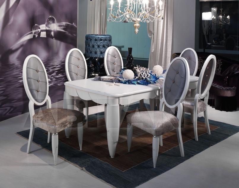 Купить Стол обеденный Morello Gianpaolo Anteprima 1280/W