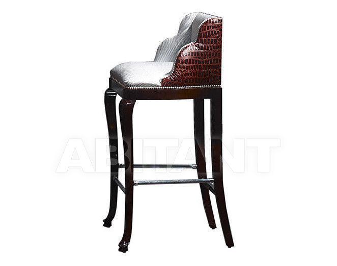 Купить Барный стул Soher  Ar Deco Furniture 4041 EB-PT