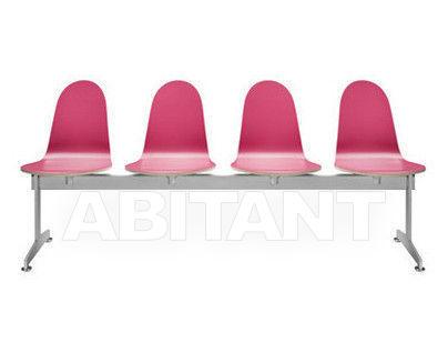 Купить Кресла для залов ожидания Parri Design Emotional Shapes Caramella/P4 2L
