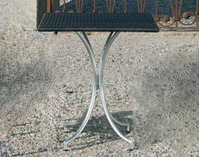 Купить Стол для террасы Frigerio Carlo Funny Wicker TTQ70 2