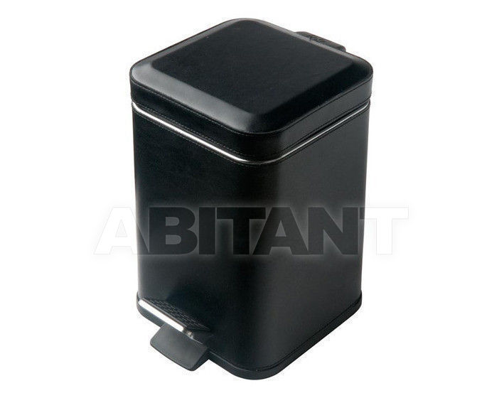 Купить Корзина для мусора Colombo Design Black And White B9210.EPB