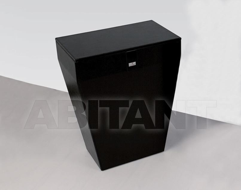 Купить Корзина для белья Colombo Design Black&white B9201.EPN