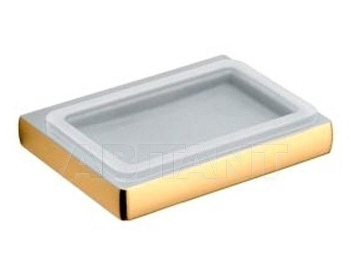 Купить Мыльница Colombo Design Lulu B6201.gold
