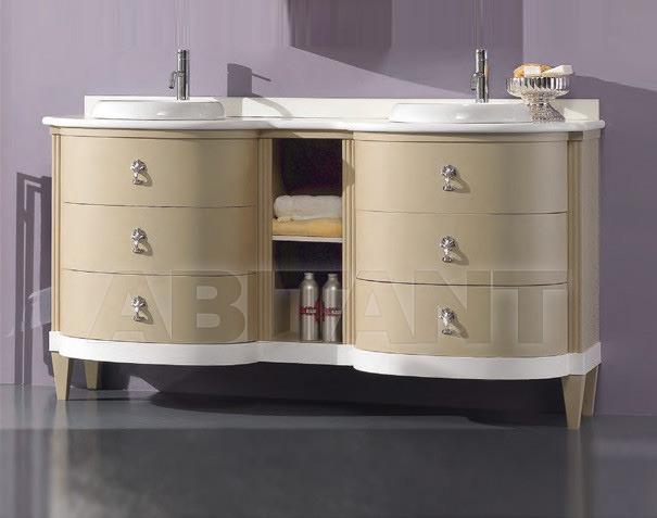 Купить Тумба под раковину Gaia Bathroomcollection BAdecor4LC + MTdecor161EVO