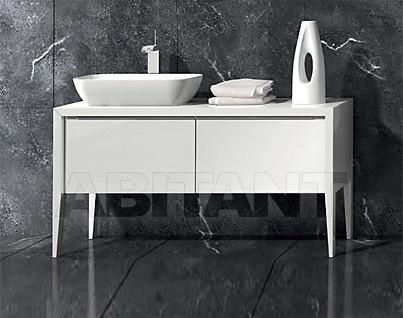 Купить Тумба под раковину Progetto Bagno Lounge JS 135 2S White