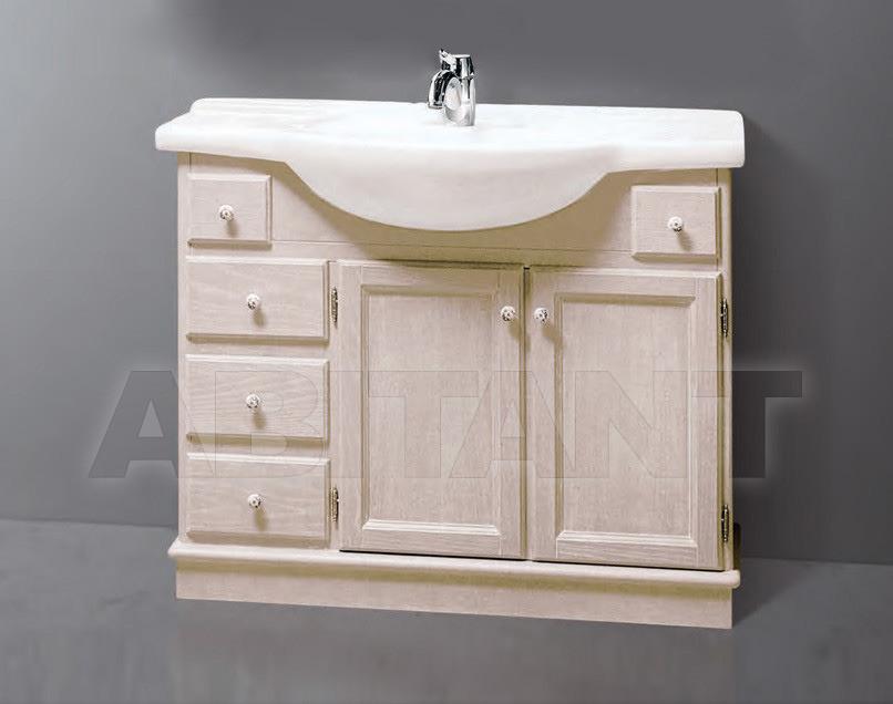 Купить Тумба под раковину Gaia Bathroomcollection BAfiren105BDE + CARAV105